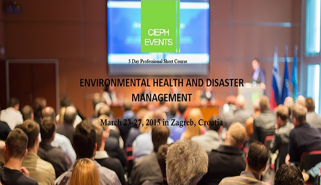 Environmental Health and Disaster Management