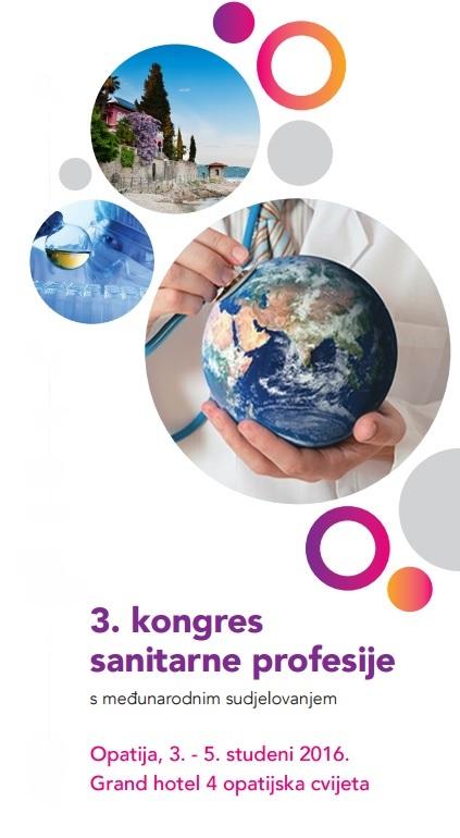 3. Kongres Sanitarne Profesije S Međunarodnim Sudjelovanjem